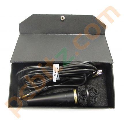 hama dynamic microphone dm 65 xlr cable misc. Black Bedroom Furniture Sets. Home Design Ideas