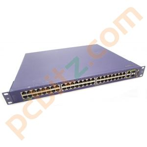 Extreme Networks Summit X150-48T 15203 10/100 Ethernet Switch