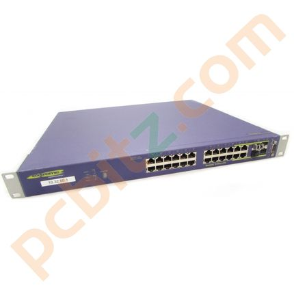 Extreme Networks Summit X450A-24T 16151 24 Port Gigabit Stackable Switch