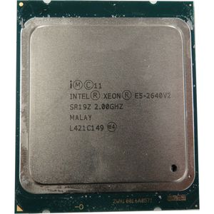 Intel Xeon E5-2640 V2 @ 2GHz SR19Z Hex Core Processing Unit