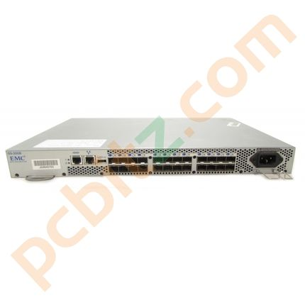 Brocade 300 24 Port Fibre Channel Switch DS-300B (Power on test only) NO RAIL