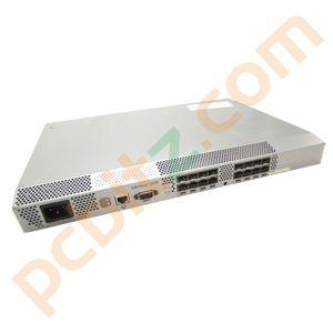 Silkworm 200E 16 Port Fibre Channel Switch (Power on test only) NO RAILS