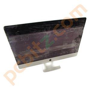 "Apple iMac 27"" A1419, Intel Core i5-3470S 2.9GHz, 8GB RAM -No HDD/Smashed Screen"