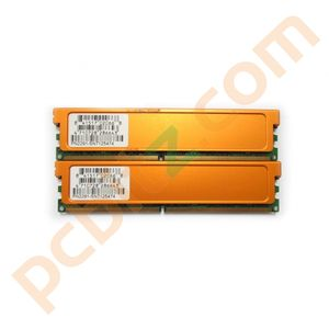 GEIL 2 x 1GB GX22GB6400DC PC2-6400 2.1V Memory RAM Module