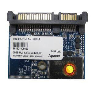 Apacer 8GB MLC SATA Module 8Y.F1DF1.9T200BA