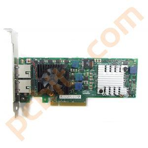 Dell JM42W Intel 10GB Dual Port X520-T2 PCI-E Network Card