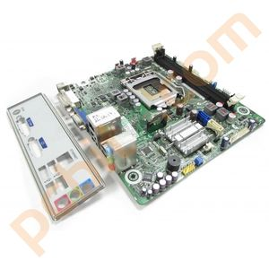 HP 699340-001 IPXSB-DM Rev 1.02 Mini ITX Socket 1155 Motherboard With BP