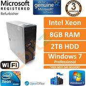 HP Z400 WorkStation Xeon W3505 2.53GHz 8GB RAM 2TB HDD Windows 7 Pro