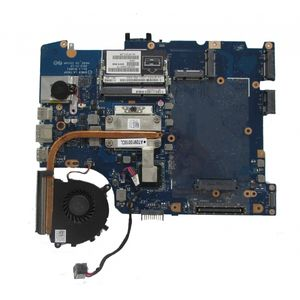Dell Latitude E5530 Motherboard + i3-3110M @ 2.40GHz Heatsink And Fan