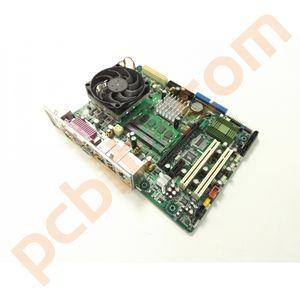 Asus IMISR-VM REV 1.02G, Core 2 Duo T8100 2.1GHz , 2GB Memory, Heatsink Bundle