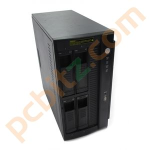 ZyXEL NSA-2400 4 Bay NAS Box (No HDDs or PSU - Untested)