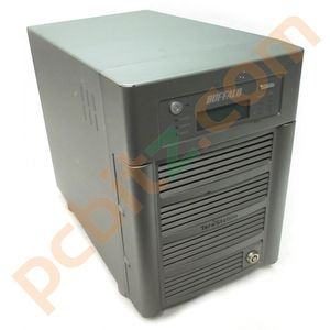 Buffalo Terastation Grey NAS Network Storage HS-DHTGL/R5 (Untested - No HDDs)