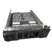 4 x Dell F238F Poweredge Hard Drive Caddies No HDD Logo