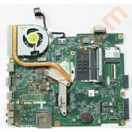 Dell Vostro 1540 Motherboard + i3 370M @ 2.40 GHz Heatsink and Fan RMRWP