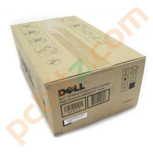 Genuine Dell Toner RF013 3110cn/3115cn Magenta Toner Cartridge