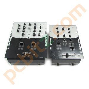 Numark DN1050 + DM950 DJ Mixing Equipment