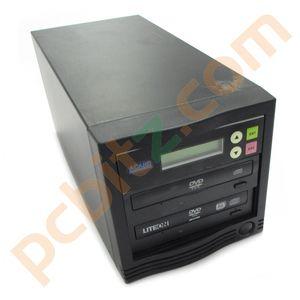 ACARD 1 to 1 CD/DVD Duplicator Tower (IDE) - Black (B)