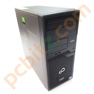 Fujitsu Primergy TX100 S3 Server Xeon E3-1220 3.10GHz 8GB RAM (No HDDs/OS)