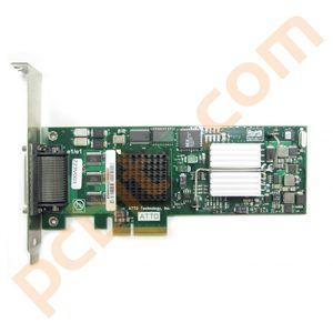 ATTO AH627-60003 PCI-E Dual Channel U320 SCSI Host Bus Adapter