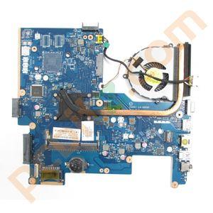 HP 255 G3 Motherboard 761532-501, AMD A4-5000 1.5GHz, Heatsink + Fan Bundle