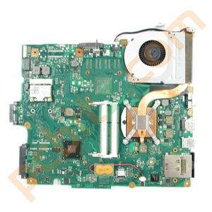 Toshiba Satellite Pro R850-15F Motherboard + i3-2310M @ 2.1GHz Heatsink + Fan