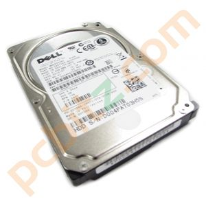 "Dell U706K MBD2300RC 300GB SAS 2.5"" Hard Drive"