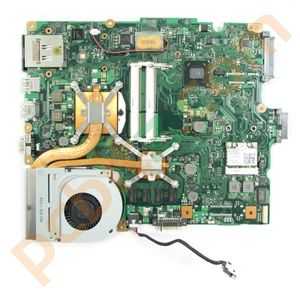 Toshiba Satellite R850-13Q Motherboard Core i5-2410M @ 2.1GHz + Heatsink and fan