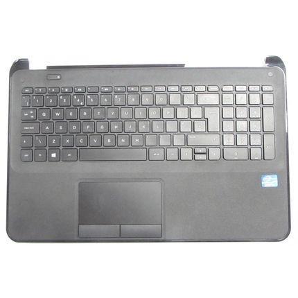 HP 250 G2 Complete palmrest with keyboard and touchpad