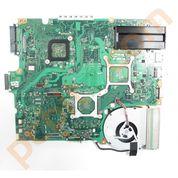 Toshiba Satellite Pro R850-143 Motherboard, Heatsink + Fan