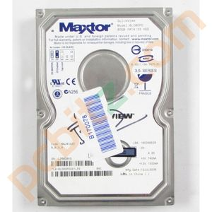 "Maxtor Quick View 6L080P0 80GB IDE 3.5"" Desktop Hard Drive"