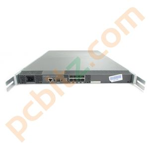 HP StorageWorks 2 / 8 SAN Switch 356372-001 AA979A (Power on test only)