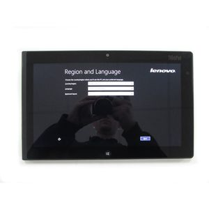 Lenovo Thinkpad Tablet 2 Atom Z2760, 2GB RAM, 64GB Storage Windows 8 32-bit