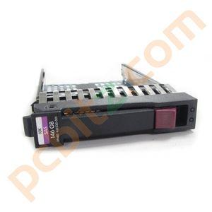 """HP 432320-001 2.5"""" Hard Disk Caddy (146GB SAS 10K Logo) - No Hard Drive"""
