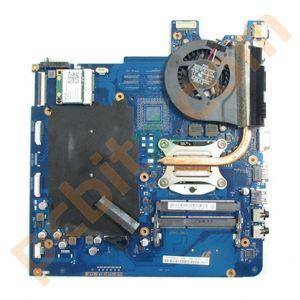 Samsung NP300 Motherboard BA92-09190B, Core i3-2350m 2.3GHz, Heatsink + Fan