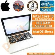 Apple MacBook Pro A1278 i5 2.5GHz, 8GB, 500GB, OS X Sierra 10.12(Cracked Screen)