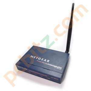 Netgear ProSafe 802.11g Wireless Access Point WG102 POE
