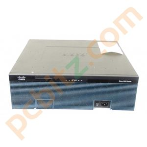 Cisco 3900 Series Integrated Services Router Cisco 3945 Chassis V02