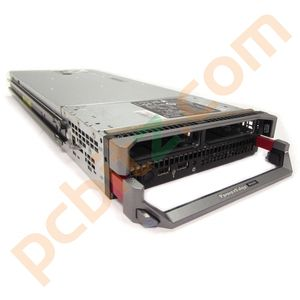Dell PowerEdge M600 Blade Server XM755, 2 x E5410 2.33GHz 4GB RAM No HDD Caddy