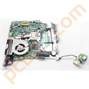 Fujitsu Lifebook S710 Motherboard Intel i3-330M 2.13GHz DA0FJ6MB8F0 Rev F