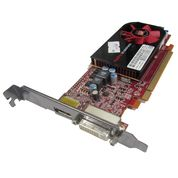 ATI FirePro V3800 512MB GDDR3 Display Port DVI PCI-E Graphics Card
