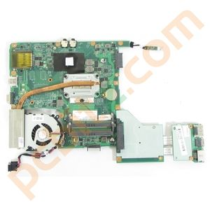 Fujitsu Lifebook SH531 Motherboard, Intel Core i3 2.50GHz, Heatsink + Fan Bundle