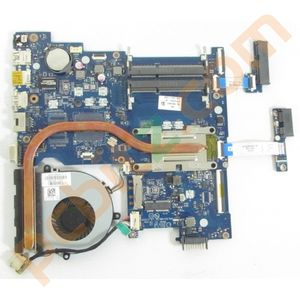 HP 250 G4 Motherboard 822041-601 + Core i3-5005u @ 2.00 GHz Heatsink and Fan