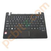 Acer Aspire V5 121 123 BLACK Palmrest Keyboard Assembly