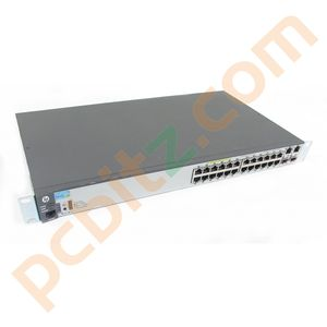HP ProCurve 2620-24-PPoE+ J9624A 24-Port Managed Switch