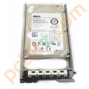 """Dell 0PGHJG ST300MM0006 300GB 10K SAS 2.5"""" Hard Drive With Caddy"""