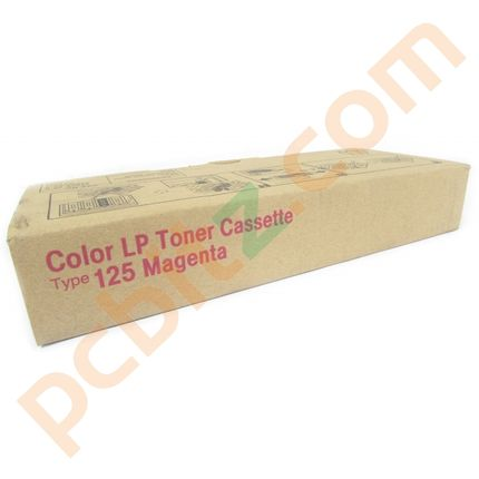 Ricoh Color LP Toner Cassette Type 125 Magenta 400840