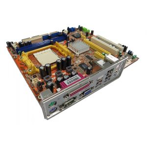 Foxconn Winfast K8M890M2MA-RS2H Socket AM2 Motherboard With BP