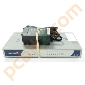 SonicWall TZ 180 APL17-048 Firewall with Power supply
