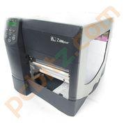 Zebra Z6M Plus Label Thermal Printer Z6M00-200E-0000 (missing front panel)