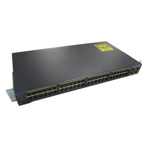 Cisco Catalyst WS-C2960-24TT-L V09 24 Port 10/100 FastEthernet Switch